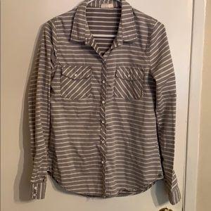 Roxy Button Shirt